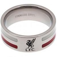 Liverpool FC Ring - Colour Stripe - Size R