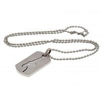 Arsenal FC Dog Tag & Chain