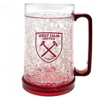 West Ham United FC Ice Tankard