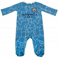 Manchester City FC Sleepsuit 12/18 mths