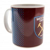West Ham United FC Mug