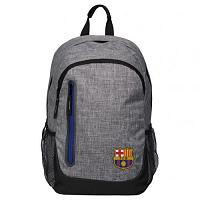 FC Barcelona Premium Backpack Grey