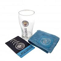 Manchester City FC Bar Set