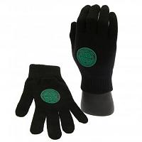 Celtic FC Knitted Gloves Adults