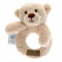 Manchester City FC Baby Rattle Hugs
