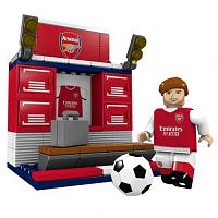 Arsenal FC Brick Changing Room