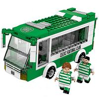 Celtic FC Brick Team Bus