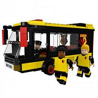 Watford FC Brick Team Bus