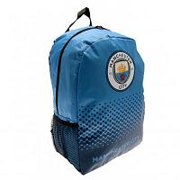 Manchester City FC Backpack, School Bag, Sports Bag