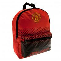 Manchester United FC Backpack, School Bag, Sports Bag - Junior