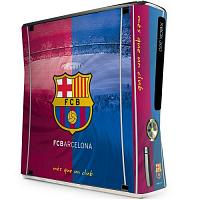FC Barcelona Xbox 360 Slim Skin / Sticker