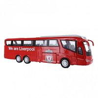 Liverpool FC Team Bus