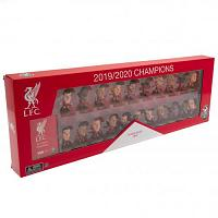 Liverpool FC SoccerStarz League Champions 21 Player Team Pack