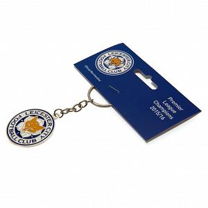 Leicester City FC Keyring Champions 1