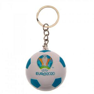UEFA Euro 2020 Football Keyring 1