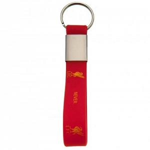 Liverpool FC Silicone Keyring 1