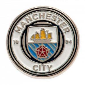 Manchester City FC Pin Badge 1