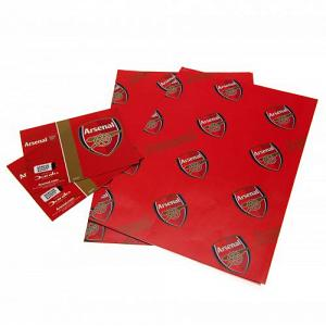Arsenal FC Wrapping Paper 1