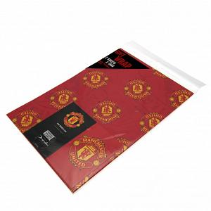 Manchester United FC Wrapping Paper 2