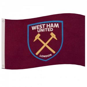 West Ham United FC Flag 1