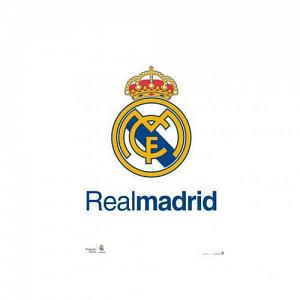 Real Madrid Poster - Crest 1