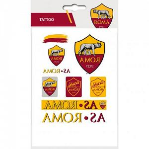 AS Roma Tattoo Pack 1