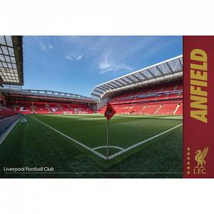 Liverpool FC Poster Anfield 33 1