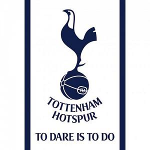Tottenham Hotspur FC Poster To Dare Is To Do 25 1