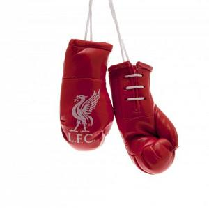 Liverpool FC Mini Boxing Gloves 1