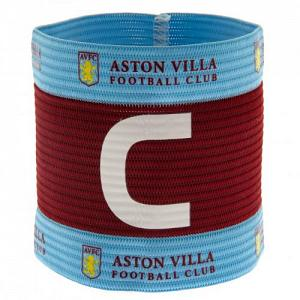 Aston Villa FC Captains Arm Band 1