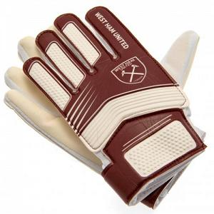 West Ham United FC Goalkeeper Gloves Yths 1