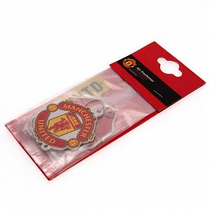 Manchester United FC Air Freshener - 3 Pack 2