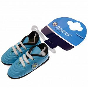 Manchester City FC Mini Football Boots 1