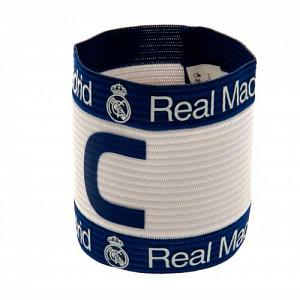 Real Madrid Captains Arm Band 1