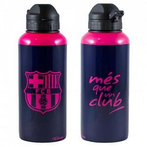 FC Barcelona Aluminium Drinks Bottle PK 1