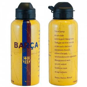 FC Barcelona Aluminium Drinks Bottle HM 1