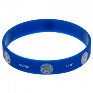 Leicester City FC Silicone Wristband 1