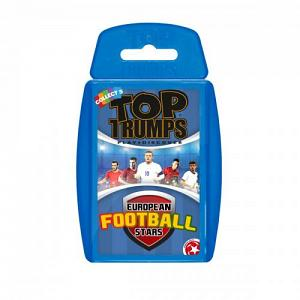 Euro Football Stars Top Trumps 1