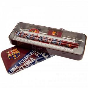FC Barcelona Stationery Tin Set 1