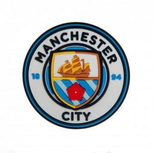 Manchester City FC Fridge Magnet - 3D 1