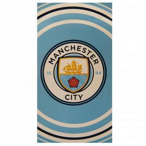 Manchester City FC Towel 1
