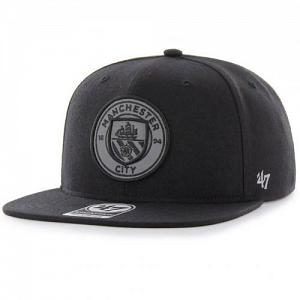 Manchester City FC 47 Cap Reflective Captain 1