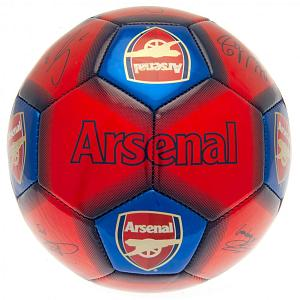 Arsenal FC Football Signature 1