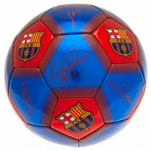 FC Barcelona Football Signature 1