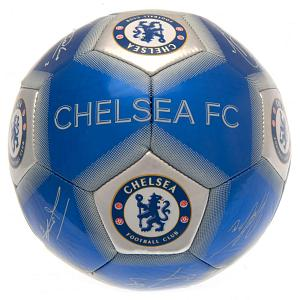 Chelsea FC Football Signature 1