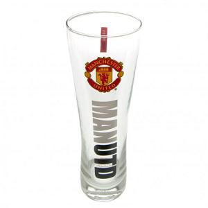 Manchester United FC Beer Glass 1