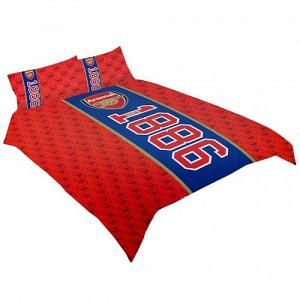 Arsenal FC Duvet Cover Bedding Set - Double 1