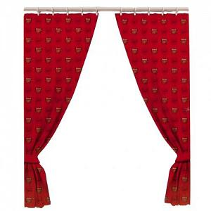 Arsenal FC Curtains 1