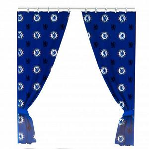 Chelsea FC Curtains 1