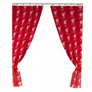 Liverpool FC Curtains 1